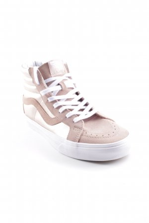 Vans High Top Sneaker mehrfarbig College-Look