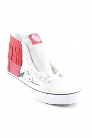 Vans High Top Sneaker mehrfarbig Street-Fashion-Look