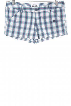 Vans Hot Pants Karomuster Casual-Look