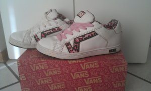 Vans im Leo-Look, Skaterschuhe, Sneaker, Leo-Print, Rockabilly