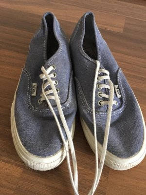 Vans in Jeans