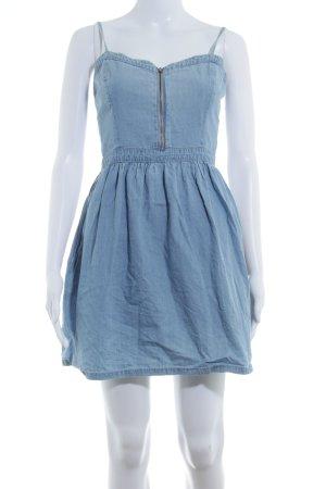 Vans Jeanskleid himmelblau schlichter Stil