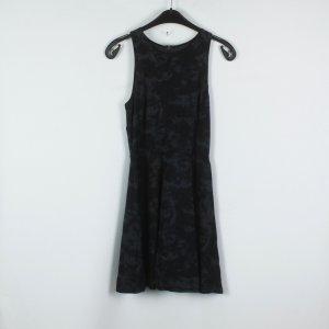 Vans Kleid Gr. S schwarz gemustert (19/03/052)