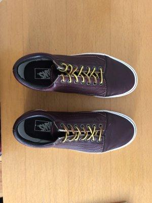 Vans Ledersneakers Sonderedition