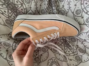 Vans Skater Shoes salmon-apricot