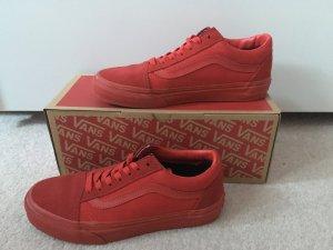 Vans Old Skool Mono / All Red