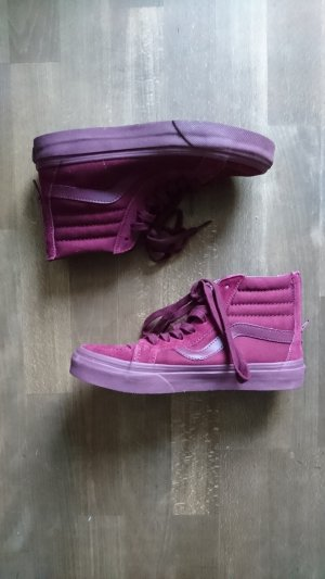 Vans oldschool high top sneaker