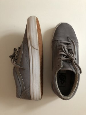 Vans Oldskool Sneaker Grau