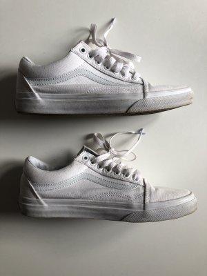 Vans Oldskool Sneaker Low Weiß