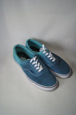 Vans Ombre Sneaker, Flats, Lowcut-Shoes, Halbschuhe mit Farbverlauf in Türkis