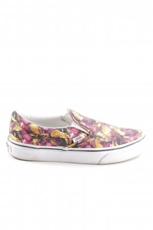 Vans Schlüpfsneaker Blumenmuster Casual-Look