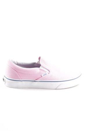 Vans Schlüpfsneaker pink Casual-Look