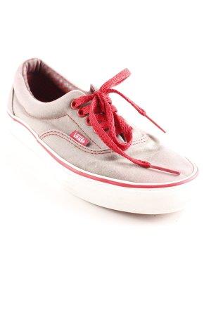 Vans Schnürschuhe mehrfarbig sportlicher Stil
