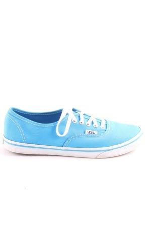 Vans Schnürsneaker blau Casual-Look