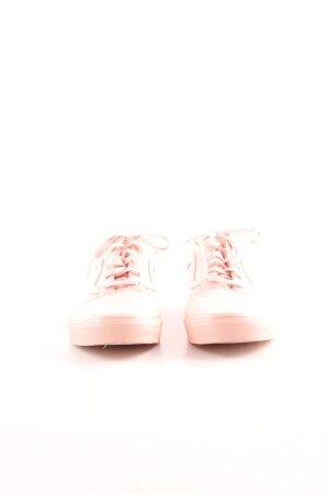 Vans Schnürsneaker pink Casual-Look