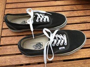 Vans Schuh Authentic Black