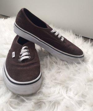 VANS Schuhe aus Wildleder