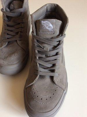 Vans Schuhe Sneakers grau Größe 36 kaum getragen keine Mängel