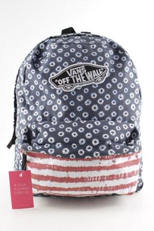 Vans School Backpack mixed pattern casual look
