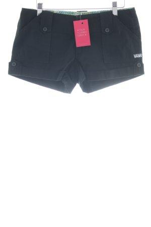 Vans Shorts schwarz Casual-Look