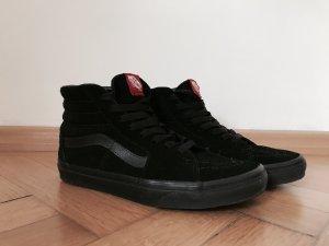 Vans SK8 Hi Schuhe Sneaker schwarz 39 rot