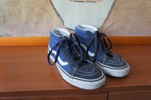 vans SK8-HI sneaker high 37 blau skaten