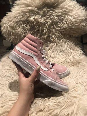 Vans Sk8-Hi Sneaker rosa