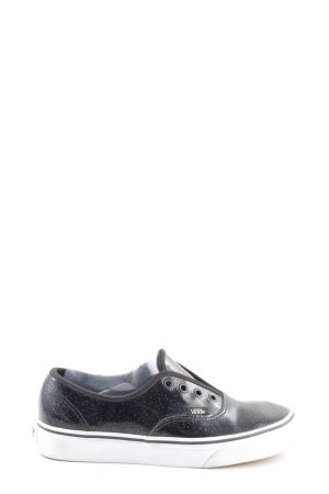 Vans Skaterschuhe schwarz-weiß Casual-Look