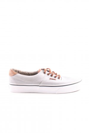 Vans Skater Shoes light grey-bronze-colored casual look