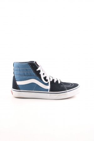Vans Skater Shoes multicolored simple style