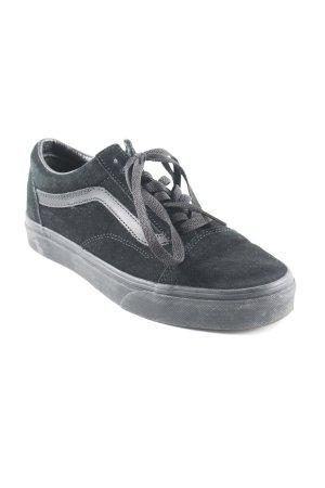 Vans Skaterschuhe schwarz Casual-Look