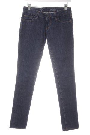 Vans Skinny Jeans dunkelblau Casual-Look