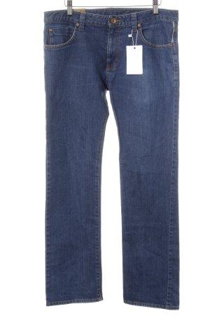 Vans Slim Jeans blau Jeans-Optik