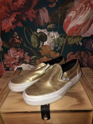 Vans Slip-On Gold in 37