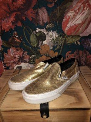 Vans Slip-On Gold in 37