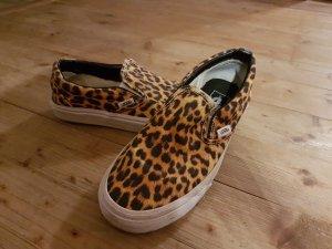 Vans Slip-On Leopard - Größe 38