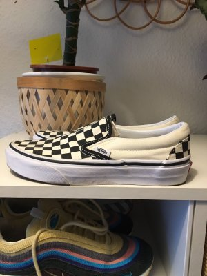 Vans Slip-on Sneakers black-natural white