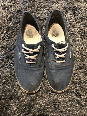 VANS Sneaker blau Größe 43