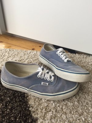Vans Sneaker blau/weiß