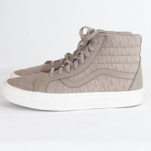 VANS Sneaker High Tops Gr. 40,5 nude (18/9/104)