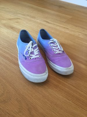 Vans Sneaker im Ombrelook
