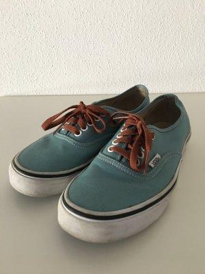 vans-sneaker in blau