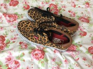 Vans Sneaker Leopardenmuster in 38.5