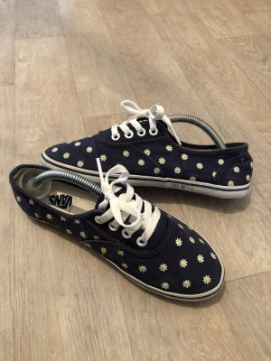 Vans Sneaker mit Gänseblümchen Gr. 38