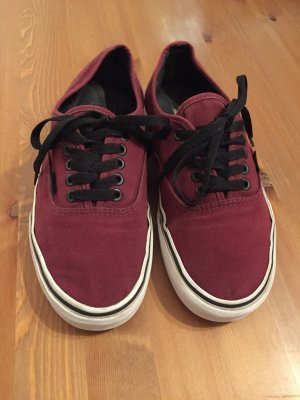 Vans sneaker, rot