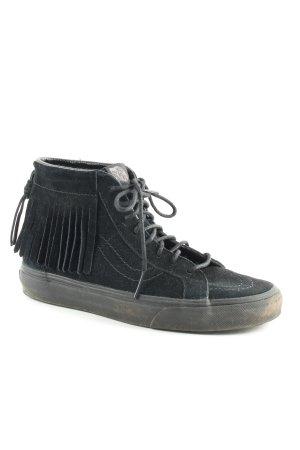 Vans Sneaker schwarz Boho-Look