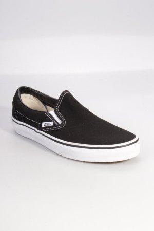 Vans Sneaker schwarz