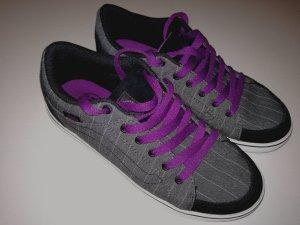 Vans Sneakers grau-lila