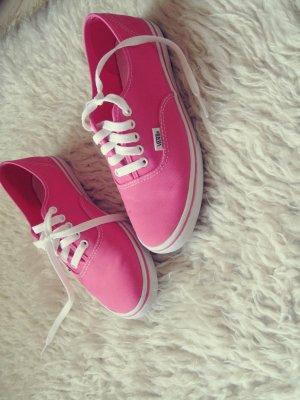 Vans Sneakers in Pink Größe 36