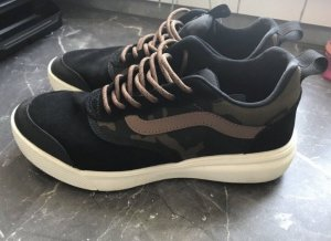 Vans ULTRARANGE - Sneaker low - black/dachshund